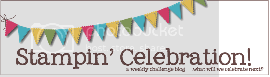 Stampin Celebration Inspiration Challenge