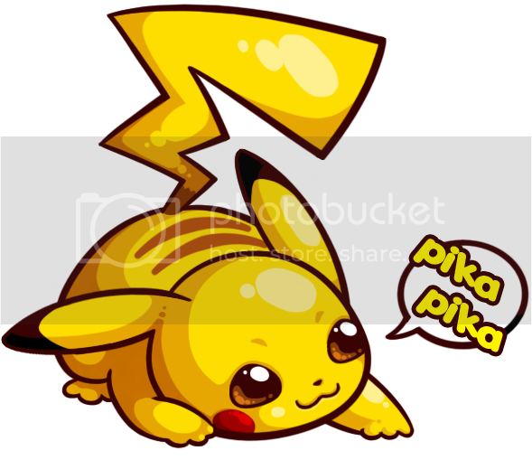 pika pika